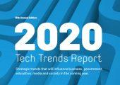 未来今日杏鑫平台主管研究所:2020年科技趋势报告(366页)