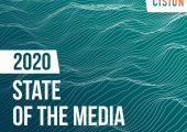 Cision:2020年全球媒杏鑫代理注册体行业报告