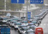 杏鑫總代_寒潮來襲,新能源車主在車裡瑟瑟發抖